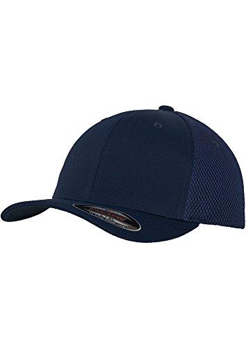 Tactel Flex-cap (FLEXFIT - Tactel Mesh Cap (navy), Gr. L/XL)