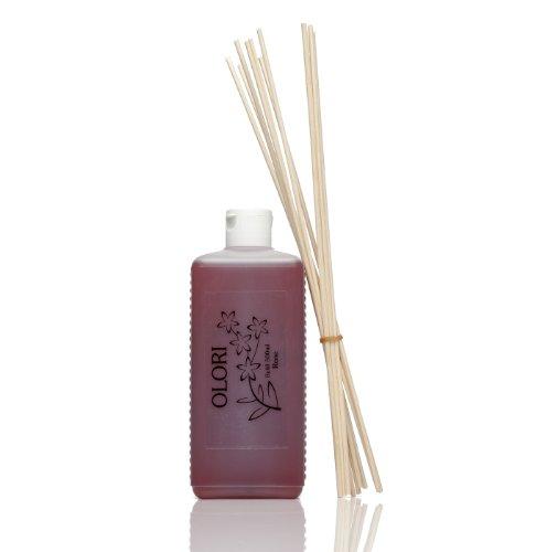 olori-refill-raumduft-nachfullflasche-rose-500-ml-inklusive-10-stabchen-verschiedene-dufte-blumig-su