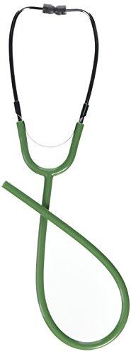 Riester 11061-01 Ohrbügel mit Y-Schlauch, duplex, anestophon, Grün