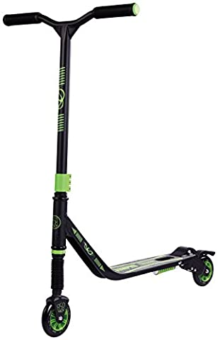 861 Jumpro Stunt Scooter, Patented Spring Technology for higher jumps, longer airtime and softer landings, TÜV GS safety
