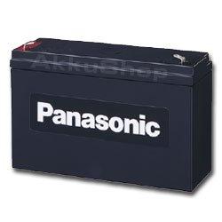 Panasonic LC-R0612P1 PB Blei Akku 6 Volt, 12Ah [Elektronik]