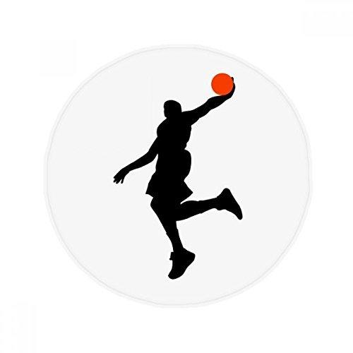 DIYthinker Salto de Deportes Jugador de Baloncesto Antideslizante ...