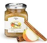 Alpe Pragas - Compota de frutas - 75% Strudel de manzana - 12 paquetes de 335 g