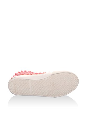 LOVE MOSCHINO , Damen Sneaker Coral Studded