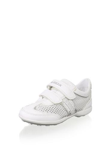 Geox , Mädchen Sneaker Weiß