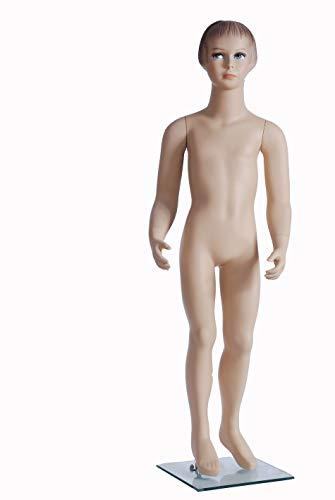 Euroton Kinderpuppe Schaufensterpuppe Mannequin Mädchen BB-6 119cm -