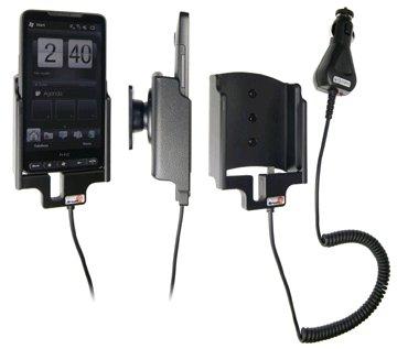 Brodit 512086 BRODIT 512086 aktiv Halterung mit KFZ Ladeadapter - HTC HD2