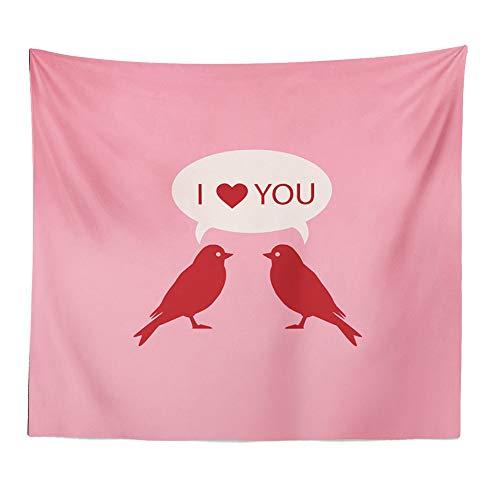 La Mode de Tapisserie décorative de Plage de tenture de Valentine Couvrent la Nappe à la Maison,150x120cm par Anliyou