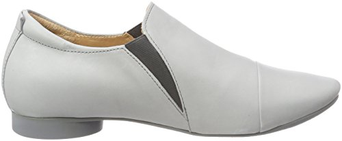 Think! Damen Guad_282978 Slipper Grau (Stahl 18)