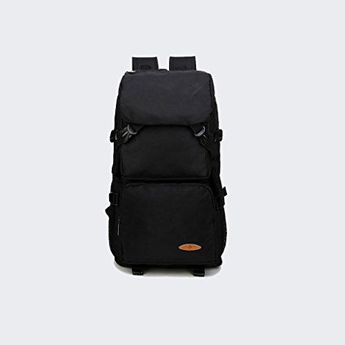 Rucksack Männer große Kapazität Reisetasche Rucksack Damen Reisen Klettern Tasche im Freien wasserdichte Freizeittasche (größe : Kleine)