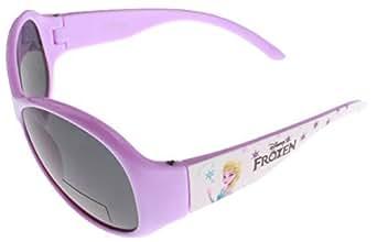 Lunettes de soleil enfant fille La reine des neiges queen Elsa violet 4-10 ans