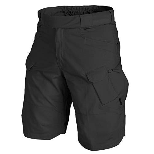 Helikon-Tex URBAN Tactical Shorts 11 - Polycotton Ripstop SCHWARZ XXXXL/Regular -