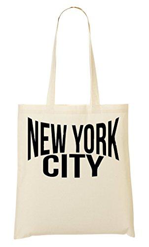 ToteWorld New York Tragetasche Einkaufstasche