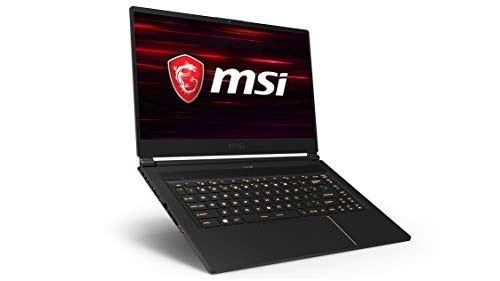MSI GS65 Stealth 8SE-034IT Notebook Gaming, Intel Core i7 8750H, 6 GB di RAM