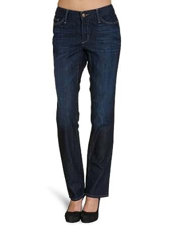 Eddie Bauer Damen Jeans 21117060, Gr. 34 (Länge 32) (US: 4), Blau (blue haze)