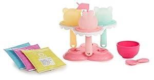 MGA Entertainment Num Noms Lights Freezie Pop Maker Cocina y Comida Estuche de Juego - Juegos de rol (Cocina y Comida, Estuche de Juego, 3 año(s), Niño/niña,, CE)