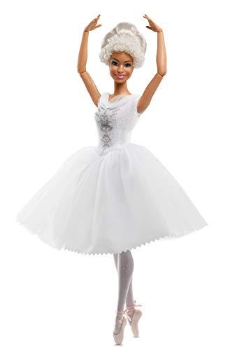 Barbie FRN76 - Signature Disney Der Nussknacker und die vier Reiche Ballerina der Königreiche Puppe (Barbie Ballerina)