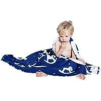 XDFCV Textiles,warmes Innenzubehör Kinder Kinderwagen Decke Baby Hause Freizeit Decke Baumwolle Stricken Babydecke Decke Decke Baumwolle Decke