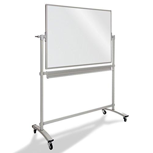 MOB Whiteboard / Stativdrehtafel - 5 Größen wählbar