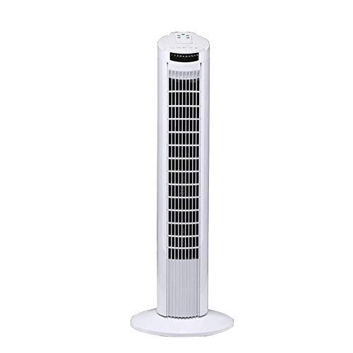 NISHANG Intelligente Luftkühler, Turmventilator Mit Fernbedienung, 7,5-Stunden-Timer, Die Tragbare Mobile Geschwindigkeit des Lüfters 3, Klimaanlage In Büros Kleines Wohn-Schlafzimmer -