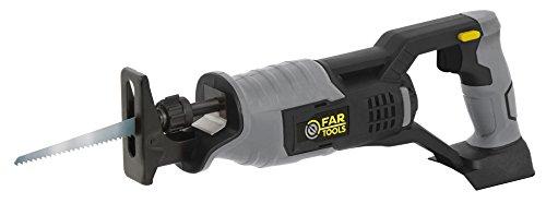 Fartools XF-Saw Scie sabre sans fil coupe maxi 90 mm 18 V