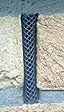 Fugenlüfter, (50 Stück),Wespen u. Mäuse - Schutz, Fugennetz in anthrazit. Angebot: Das Original von FUSTIM