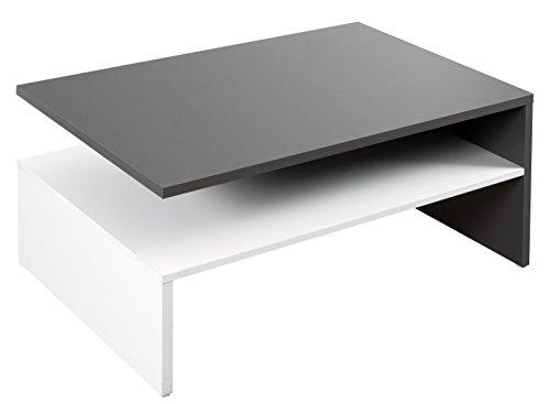 Vidaxl set 2 sedie da tavola bianche design moderno offerte amazon