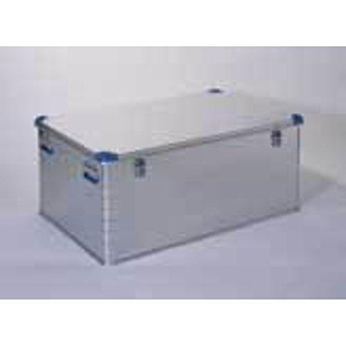 Relags Zarges Eurobox Box, Silber, 415 L (Aufbewahrungsboxen Ausrüstung,)
