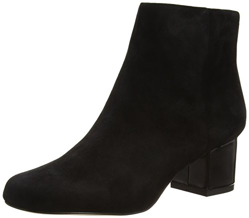 Sam Edelman Edith - Stivaletti da Donna, ColoreNero (Black Kid Suede), Taglia 37 EU (5 UK)