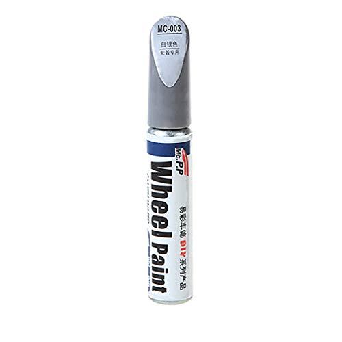 Lomsarsh Auto-Kratzer-Reparatur-Stift, Automobil-Hochleistungs-Radlack, Auto-Rad-Kratzer-Reparatur-Stift, Autoreifen-Reifen-Stift-Markierung