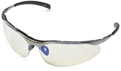 bolle-contour-safety-spectacles-esp-shaded-lens-metal-frame-storage-pouch