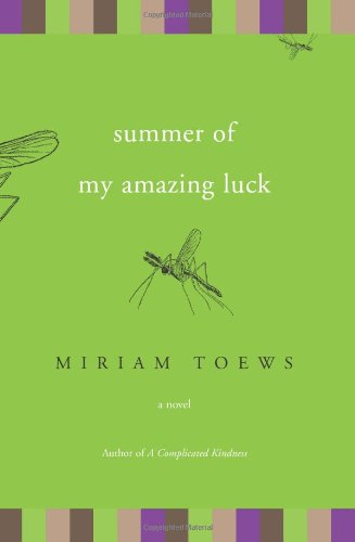 Summer of My Amazing Luck: A Novel