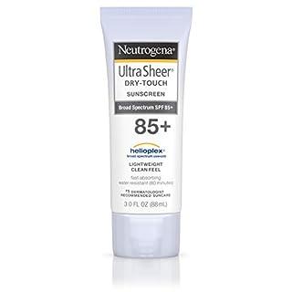Neutrogena Ultra Sheer Dry-Touch Sunblock, Spf 85 - 88 ml (Sonnenschutz)
