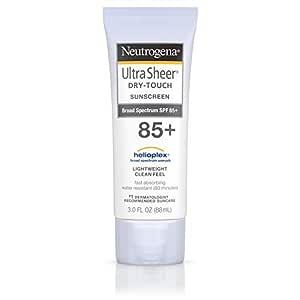 Neutrogena Ultra Sheer Dry-Touch Sunscreen SPF 85+, 88.7 ml (J&J205187)