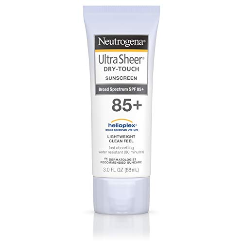 Neutrogena Ultra Sheer Dry-Touch Sunblock, Spf 85 - 88 ml (Sonnenschutz) (Sunscreen Spray Neutrogena)