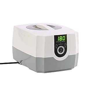 Ultraschall Reiniger 1400ML Ultraschallreiniger Reinigungsgerät Reiniger Edelstahl Ultraschallbad mit Reinigungskorb