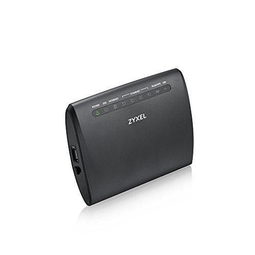 Zyxel Wireless N300 VDSL2 Gateway (4 Ports) - Annex A/POTS [VMG1312-B10D]