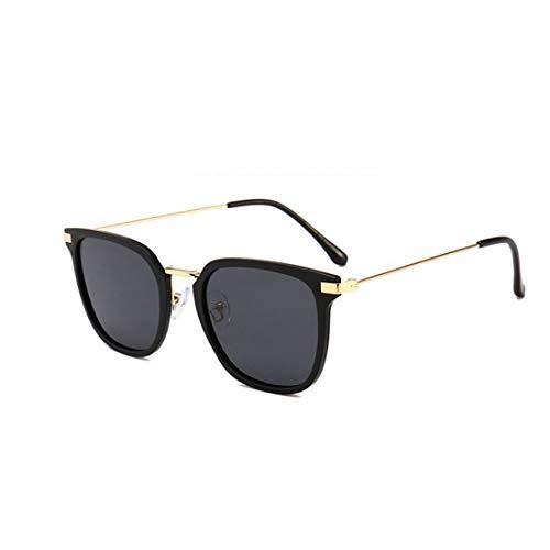 Outdoor Fashion Cool Polaroid Sonnenbrillen für Damen und Herren. Brille (Farbe : Schwarz) (Ban Polaroid Ray)