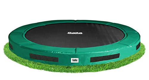 Salta Excellent Ground Trampolin - rund - Ø183cm - Grün