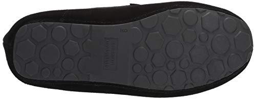 Amazon Essentials Men's Leather Moccasin Slipper
