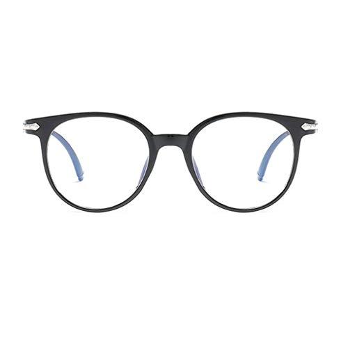 Forbestest Blau lichtundurchlässige Brille Anti Augenermüdung dekorative Gläser Licht Computer-Strahlenschutz Brillen