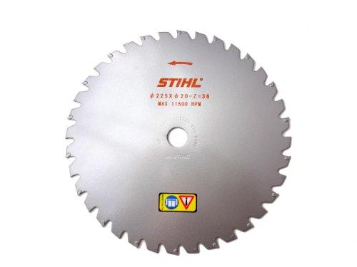 Stihl Kreissägeblatt, Hartmetall 225 mm 20 mm 36 Z, 4000 713 4211
