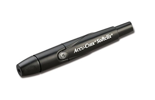 Accu-Chek SoftClix Lancing Device with 10 Lancets