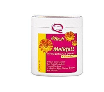 Alpi Fresh crema con estratto di calendula e vitamina E-idrata e rigenera la pelle 250ml