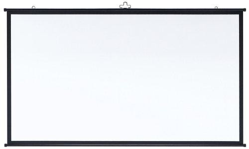 サンワサプライ プロジェクタースクリーン(壁掛け式)(16:9) 60型相当 PRS-KBHD60