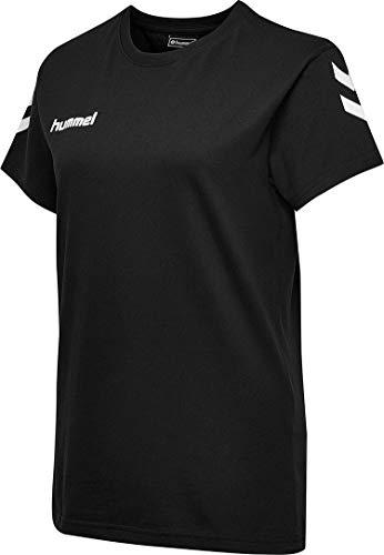 La Damen-t-shirt (hummel Damen HMLGO Cotton T-Shirt Woman S/S)