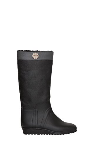 Nokian Footwear by Julia Lundsten - Bottes en caoutchouc -Loose Leg Warm- (Originals) [LLW128] Noir