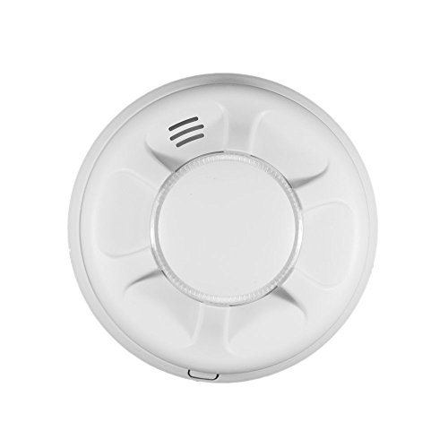 NUMENS 203-001 LARGE SIZE wireless/battery operated Smoke detector Alarm for HOME/OFFICE/HOTELS