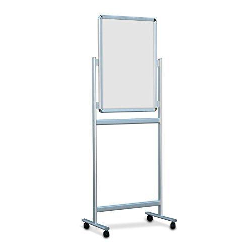 AAA Rolling Snap Open Frame, doppio lato alto poster stand, base ruote, dimensioni 55,9x 71,1cm