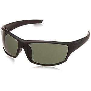 Fastrack UV protected Sport Men's Sunglasses (P223GR1|66|Green)
